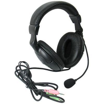 Компьютерная гарнитура Orpheus HN-898 черный, кабель 3 м