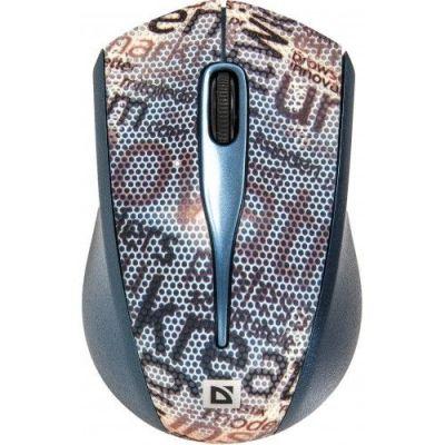 Беспроводная оптическая мышь StreetArt MS-305 серый,3 кнопки,1000-2000 dpi