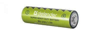 НОВИНКА. Батарейка солевая R6-4F AA, в пленке 4 шт