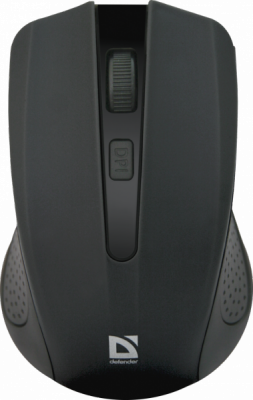 НОВИНКА. Беспроводная оптическая мышь Accura MM-935 черный,4 кнопки,800-1600 dpi