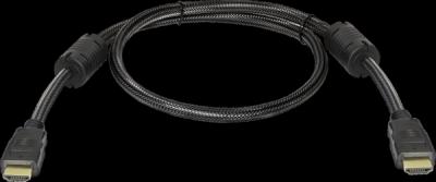 НОВИНКА. Цифровой кабель HDMI-03PRO HDMI M-M, ver 1.4, 1.0 м