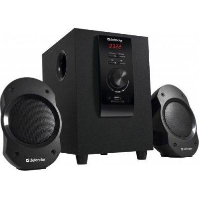 Акустическая 2.1 система Sirocco S10 Pro 10 Вт, FM, MP3, SD/USB, 220 В