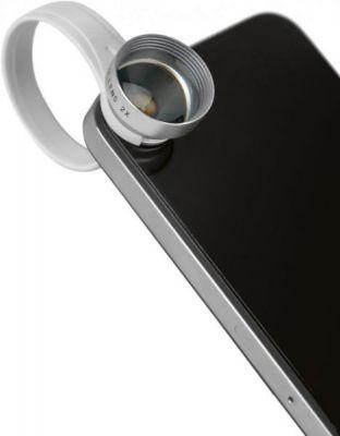 Распродажа!!! Объектив для смартфона Lens x2 приближает в 2 раза
