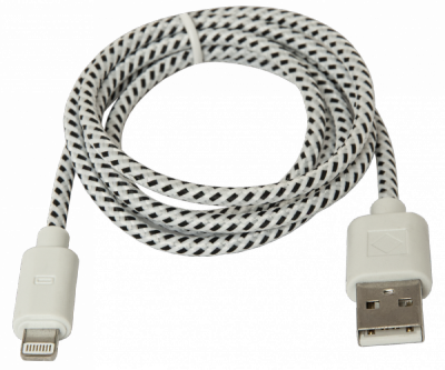 USB кабель ACH01-03T USB(AM)-Lightning(M), 1м