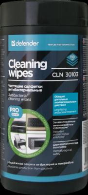 Салфетки для поверхностей CLN 30103 PRO 110шт,антибактериальные