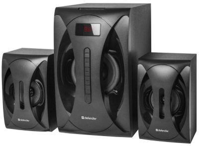 Акустическая 2.1 система G40 40Вт, Bluetooth, FM/MP3/SD/USB