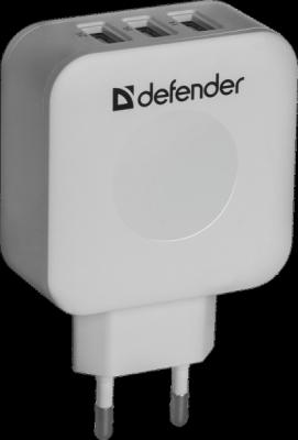 НОВИНКА. Сетевой адаптер UPA-30 3 порта USB, 5V / 4A